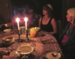 Shabbat Dinner at a JSA Shabbaton
