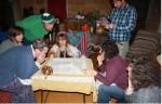 Celebrating at a Shabbaton in Denmark, Western Australia