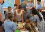 Middle School Students Explore Torah