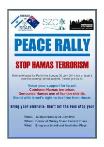 Peace Rally