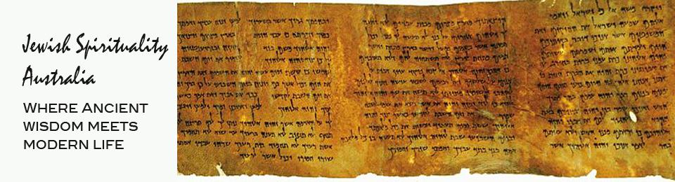 Jewish Spirituality Australia